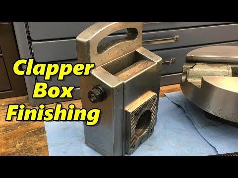 SNS 211 Part 2: Clapper Box Finish, Abom Loot Crate