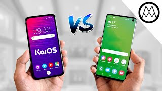 How KaiOS is catching up with Android.
