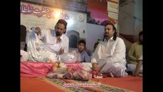 Wanga Charha Lo Kuriyon •Anum Naaz Qalandari&Mehmood Qalandari• JashneBahoo2013(7/26)