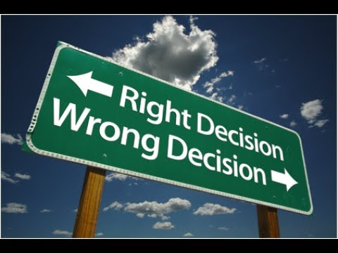 Always do this before you make ANY decision!!! *Must See!*
