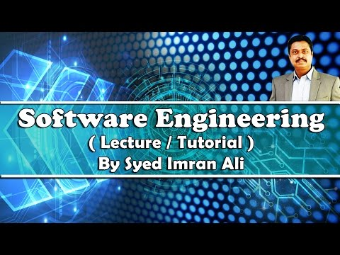 Software Requirement Specification SRS Introduction 1 of 3 Lecture by Syed Imran Ali (Urdu / Hindi)