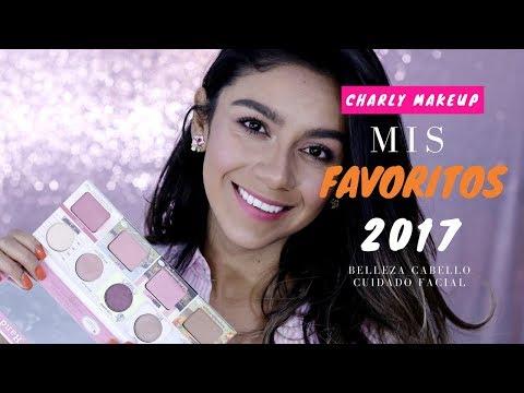 Mis FAVORITOS 2017 | Los más recomendados Belleza Cabello  Cuidado Facial | Charly Makeup