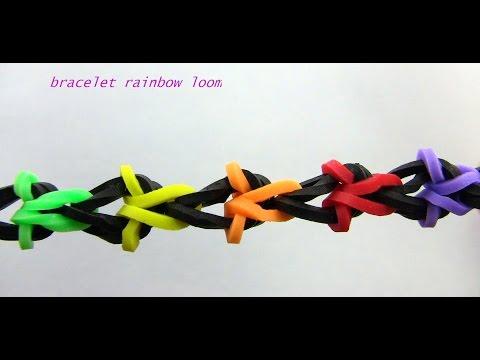 rainbow loom  bracelet 9