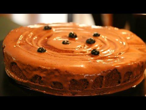 Microwave Chocolate Cake (8 Minute Microwave  Cake!)