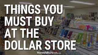 Things You Must Buy at the Dollar Store