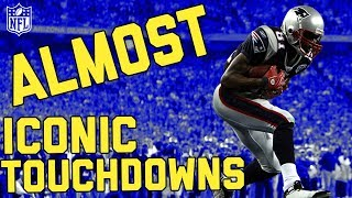 Almost Iconic Touchdowns | NFL Highlights