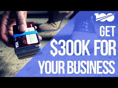 How To Get 25 Business Credit Cards Amounting to Over $300K In Funding For Your Business