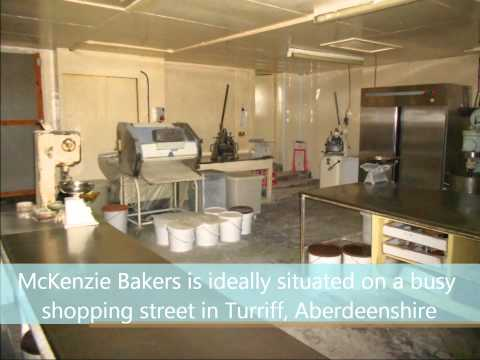 2778 - Bakery Business For sale in Turriff Aberdeenshire Scotland
