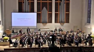 The Emotion Wind Orchestra, 25.10.2015 evang. Kirche Amriswil, Switzerland Conductor Helmut Hubov