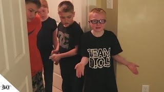 """DaddyOFive"" Scaring His Kids For Money - Child Abuse"