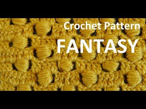 Crochet Patern * FANTASY *