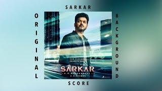 Sarkar Original Background Score - Jukebox | Thalapathy Vijay | A .R. Rahman | A.R Murugadoss