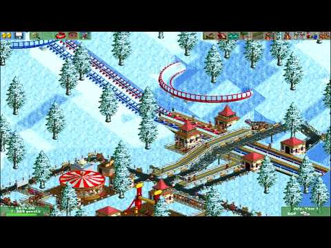 RCT 2 - Dueling Bobsleds
