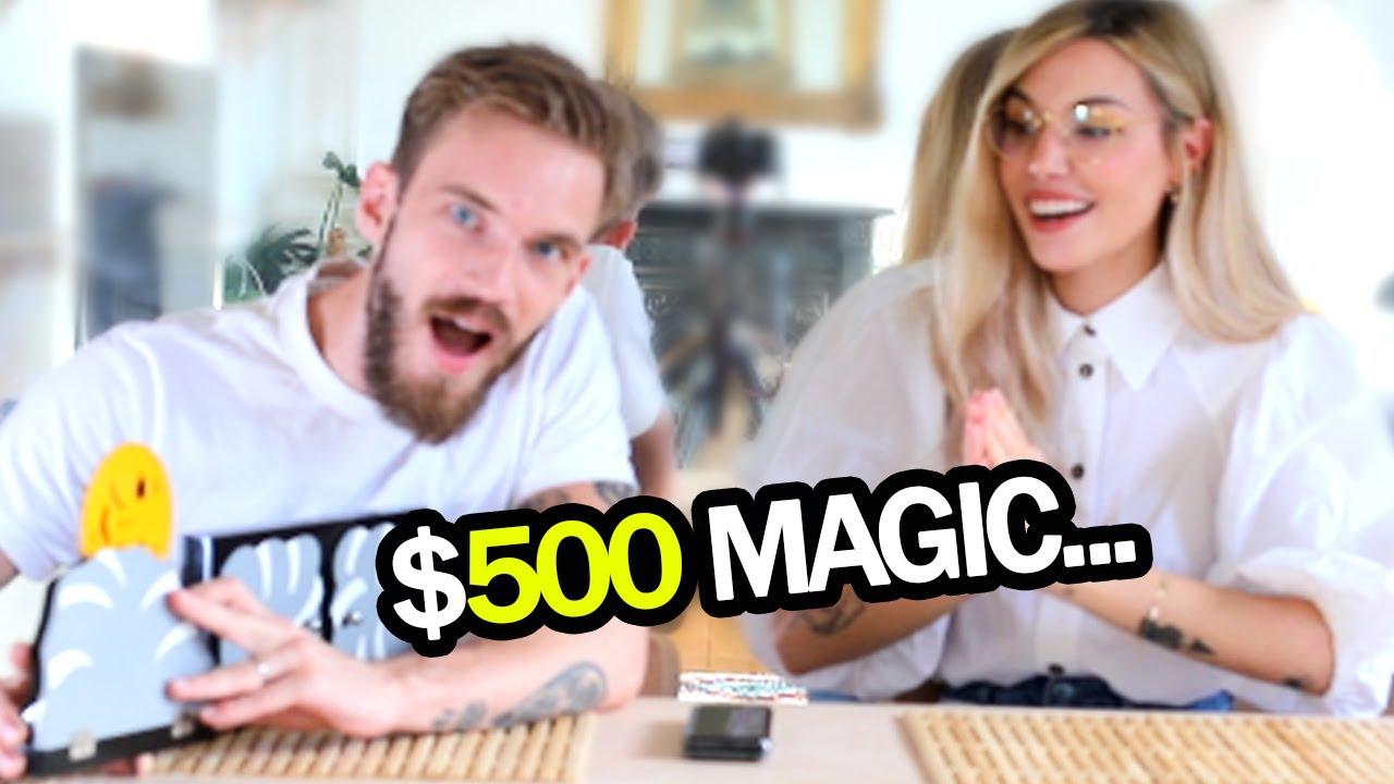 I Spent $500 on Magic to Amaze my Wife