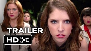Pitch Perfect 2 Official Trailer 1 2015 Anna Kendrick Elizabeth Banks Movie Hd