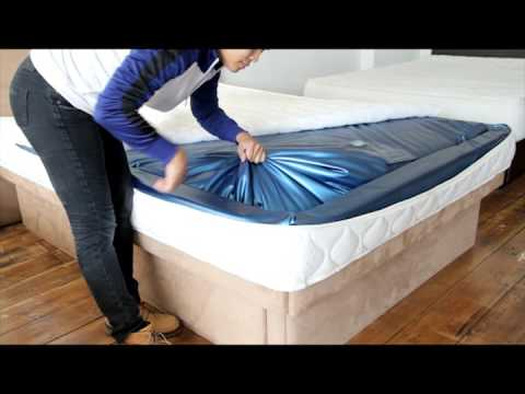 High & Dry Waterbeds - Choosing the Quality of a Softside Waterbed