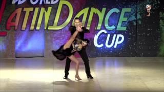 Harold & Reagan, Canada, Salsa On 2 Couple Pro, Final, Wldc 2016