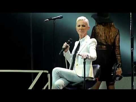 Roxette - Sleeping In My Car - O2 Arena, London - July 2015