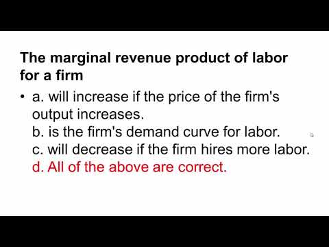 Managerial Economics - Questions & Answers - Chapter 6