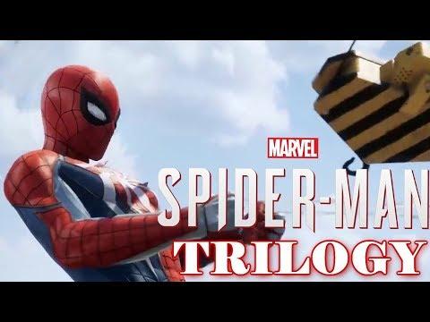 Spider Man PS4 Trilogy!? 2 More Spider-Man Games? (Speculation)