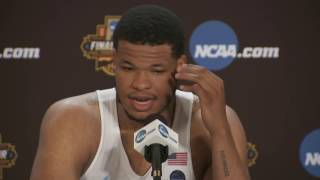News Conference: North Carolina Final Four Postgame