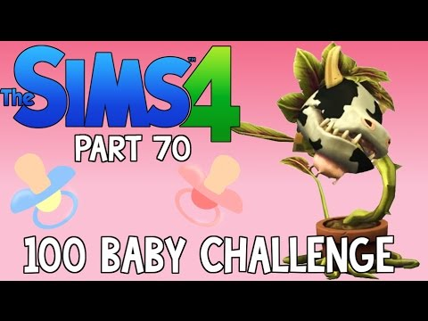 The Sims 4: 100 Baby Challenge - Cow Plant (Part 70)