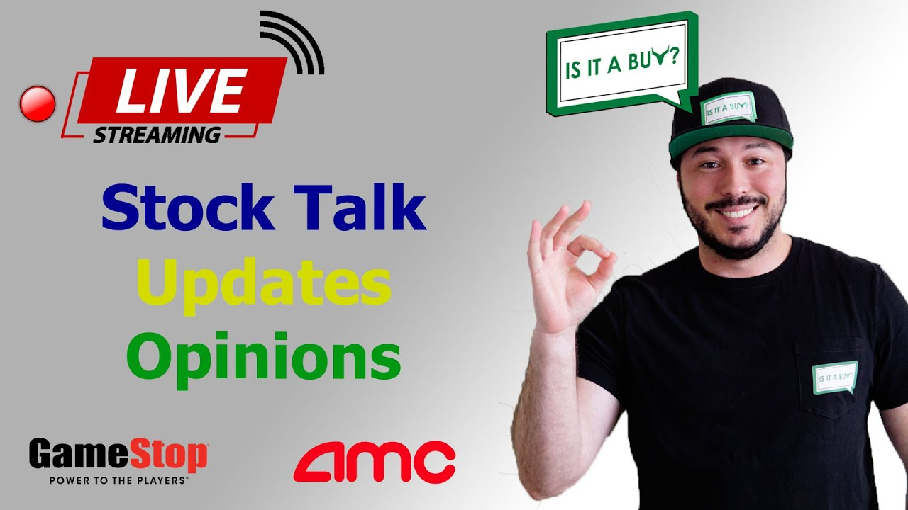 AMC Over $15! Stocks Live! Let's take a look AMC, GME, and other stocks!