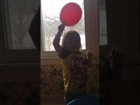 Balloon Static Hair