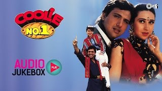 Coolie No 1 Jukebox - Full Album Songs | Govinda, Karisma Kapoor, Anand Milind