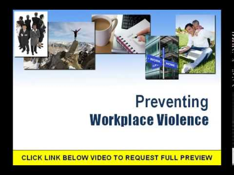 Video on Workplace Violence