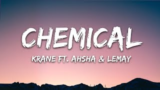 KRANE - Chemical (Lyrics / Lyric Video) feat. Ahsha & Lemay , Hex Cougar Remix