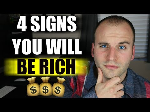 4 SIGNS You Will Become RICH In Life