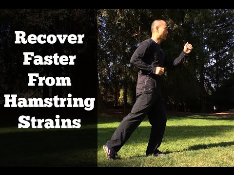 Hamstring Strain Recovery Exercises