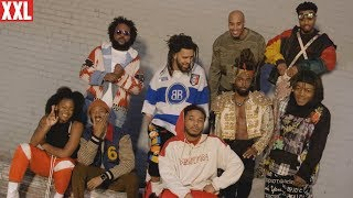 J. Cole and Dreamville Team Get Their Goat Moment