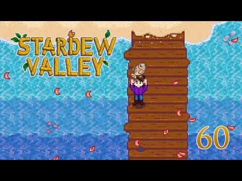 Stardew Valley || 60 || Tilapia & The Missing Mayor
