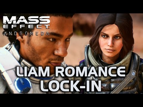 Mass Effect Andromeda - Liam Romance Lock-in Point
