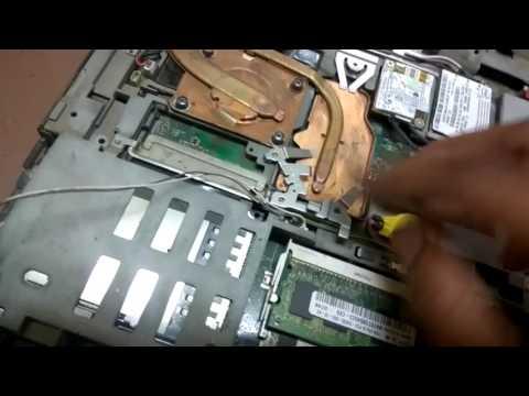 Thinkpad T61 fan error problem fixed lenovo