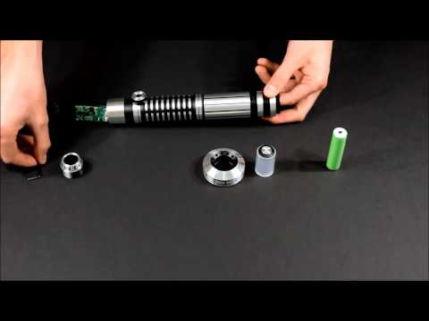 Adaptive Saber Parts, Make your dream lightsaber a reality.