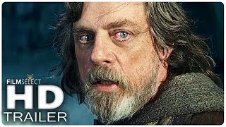 STAR WARS 8 The Last Jedi Trailer 2 (Extended) 2017