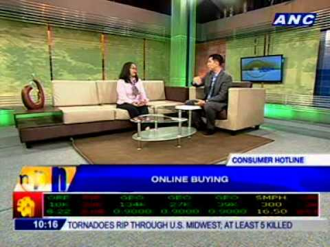 [ANC Mornings] DTI-NCR on online shopping