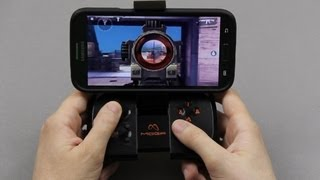 MOGA Mobile Gaming System for Android
