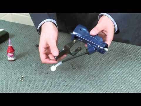 Pro Xp Electrostatic Air Spray Gun - Assembly