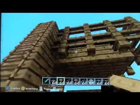 Minecraft Let's Build - Loft Bed - Episode 3