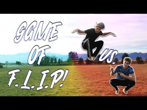 GAME OF F.L.I.P. ON GROUND!