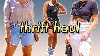 Download I Plan My Outfits for a Week (Thrifted ONLY) | MeganBatoon Video