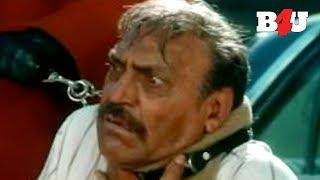 Amrish Puri Is Tied As A DOG   Ghatak   Emotional Scene