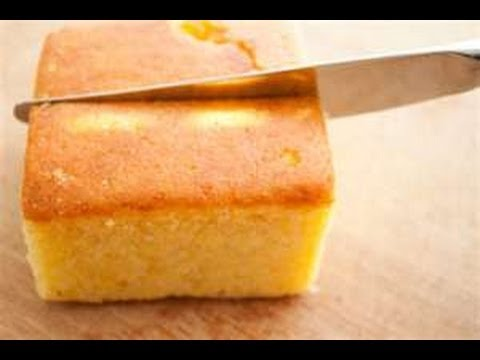HOW TO MAKE Homemade Sweet Cornbread Recipe