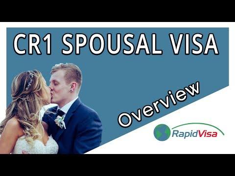 CR1 Spouse Visa Overview