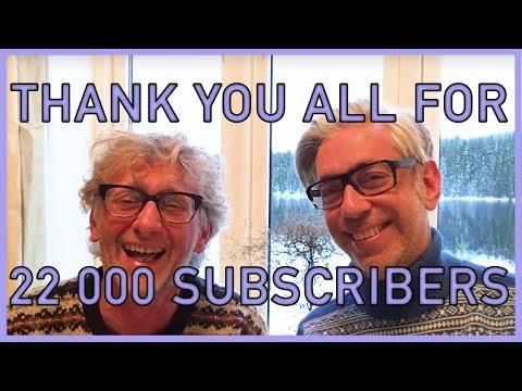 22 000 subscribers special episode! ARNE & CARLOS