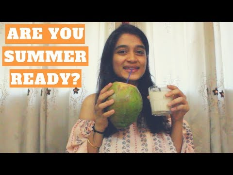 5 Healthy Drinks For Summer | WORKitOUT
